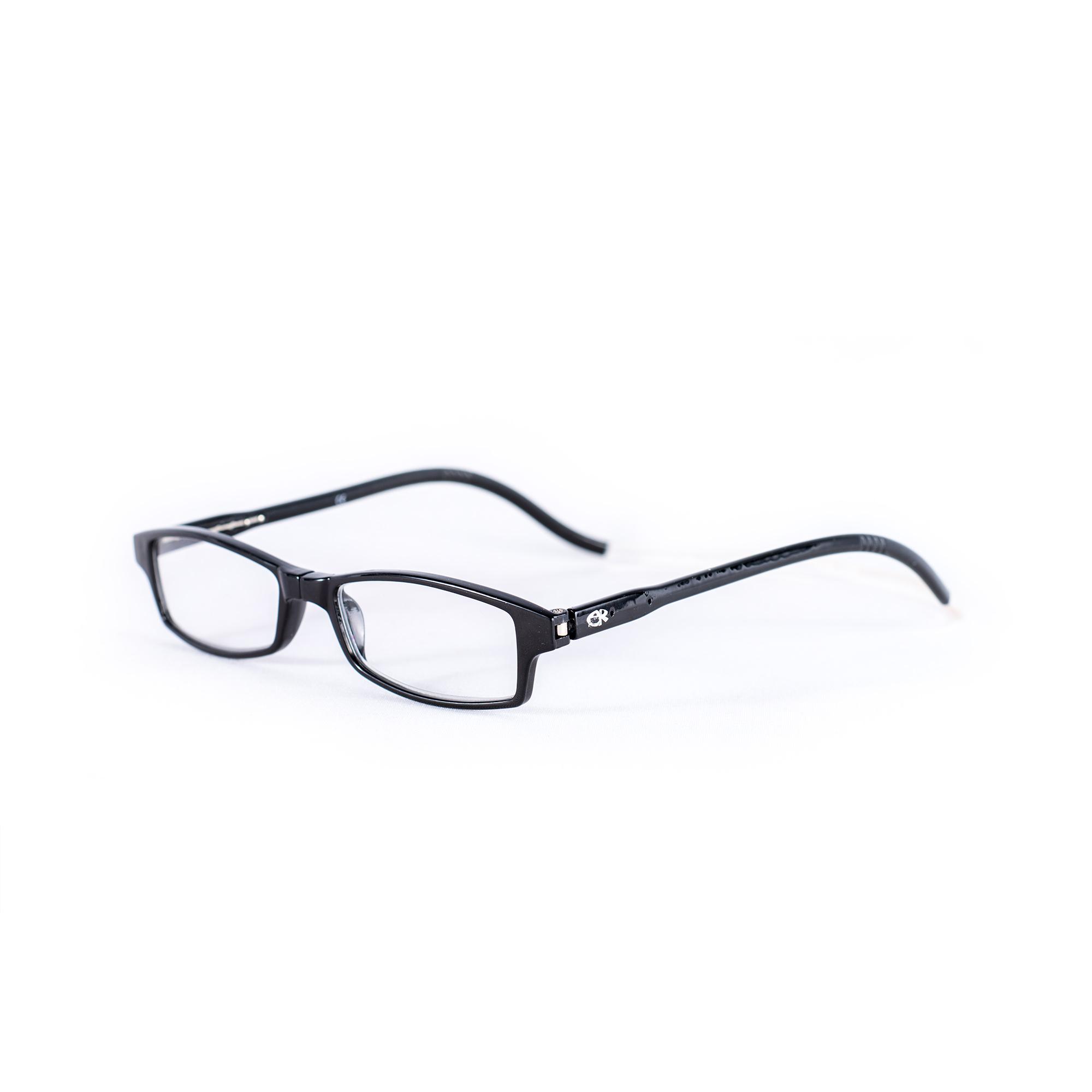 Easy Reader magneetleesbril leesbril met magneetsluiting square zwart
