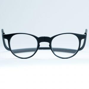Easy Reader magneetleesbril leesbril met magneetsluiting model robin zwart