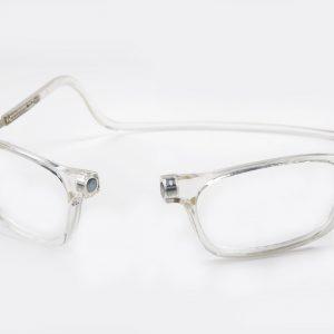 Classic XL zwart is een magneetleesbril met een extra brede hoofdband. Klassiek model, voordelig en gratis verzenden in Nederland.