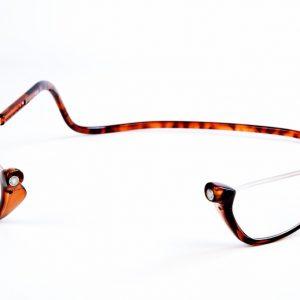 Easy Reader magneetleesbril leesbril met magneetsluiting Lookover leesbril zonder bovenrand clicleesbril klikleesbril turtle