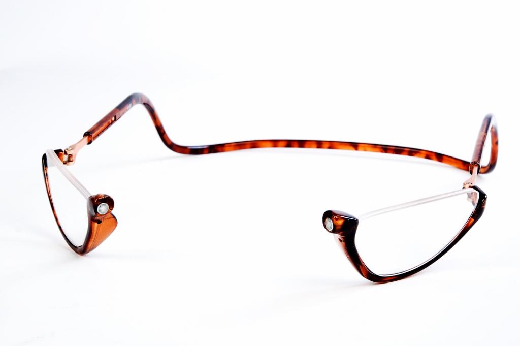 Easy Reader magneetleesbril leesbril met magneetsluiting Lookover turtle leesbril zonder bovenrand clicleesbril klikleesbril turtle